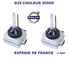 2 AMPOULES XENON D3S VOLVO S60 II 35W 5000K NEUF