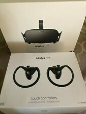 Oculus Rift Virtual Reality Both Boxes and remote - NO DEVICE INCUDED!