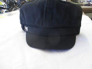 *Brand NEW* Womens Kawasaki Twiggy Cap / Hat,  Black S/M with bling