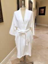 Womens Egyptian cotton  Etra soft Turkish Terry Velour Towelling Kimono  Robes