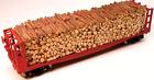 Chooch # 7262 Pulpwood Load For Atlas Pulpwood Cars  HO  MIB