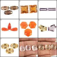 Top Natural Gemstones Finest Quality Gemstones 2/3 Pcs Sets -Many Shapes & Sizes