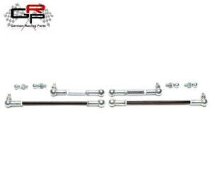 Adjustable Lowering End Links Air Suspension Kit for Mercedes CL Type W216 - GRP