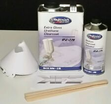 RSC-220 Extra Gloss Clearcoat REFINISH SOLUTIONS like a Diamond Finishes Clear