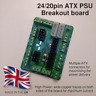 24/20pin ATX PSU Breakout PCB, Screw terminal output from Computer Power Supply