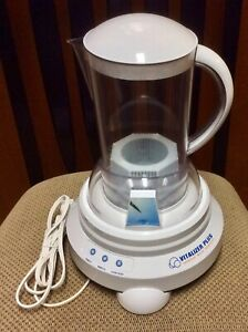 Vitalizer Plus Mineral Cube Hexagonal Water Alkaline Oxygenation Machine VWT-320