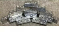 Lead Ingot, 99% Pure!  25 Pounds, Free Shipping!  NEW PRICE!!  $1.90 PER POUND!!