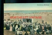 LINCOLNSHIRE VINTAGE POSTCARD THE PIERROTS MABLETHORPE