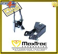MaxTrac Suspension 401000 Rear Shock Extenders for 00-13 Chevrolet Tahoe 2WD/4WD