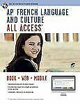 Advanced Placement French - All Access Ser.: AP French Language and Culture by..