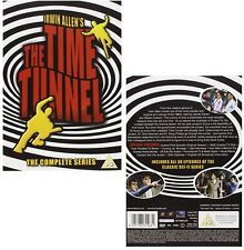 THE TIME TUNNEL (1966-1967): COMPLETE Classic Sci-Fi TV Time Travel - NEW DVD UK