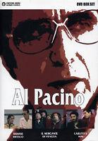 Al Pacino Boxset - Carlito's Way , Donnie Brasco, Il Mercante Di Venezia - 3 Dvd