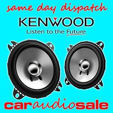 """KENWOOD kfc-e1055 4 """"Pollici 10cm 210W DOPPIO CONO oratori lo Stesso Giorno Spedizione"""
