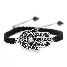 Hamsa Hand Woven Bracelet By Controse