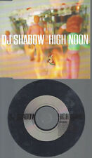 CD--PROMO--DJ SHADOW--HIGH NOON