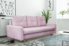 Brand New 3 Seater Sofa Bed with Sorage. Beautifull Modern Look. Top Quality