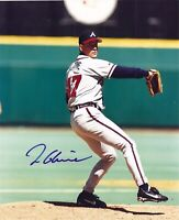 Tom Glavine 8 x10 Autographed Signed Photo ( Braves HOF ) REPRINT