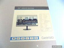 24 Zoll Gearlab GLB223001 2K WQHD IPS LED Display 2560x1440 Pixel Monitor, NEU