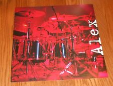 Van Halen Live: Right here, right now. Poster 2-Sided Flat 1993 Promo 12x12 Alex