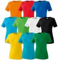 erima TEAMSPORT T-Shirt Damen Top Basic Sportshirt Frauen Sport Vereinsshirt Tee