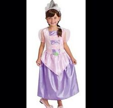 Totally Ghoul Pretty Purple Princess Girl's Costume Medium New With Tags