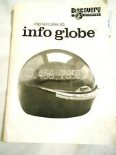 Discovery Digest Caller ID Info Globe Instructions