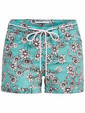 843/1 NEU ONLY Damen Hose Hotpant onlULTIMATE REG POP DAISY AOP SHORTS Gr.M/ 38