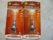 H7SU Headlight Bulb-SilverStar Ultra Blister Headlight Bulb Sylvania