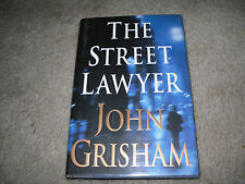 The Street Lawyer by John Grisham (1998, Hardcover) 1st Edition Used