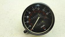 1980 Honda CB750 Custom CB 750 H762' speedometer speedo gauge