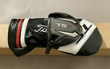 Used Left Handed Titleist TS2 Driver 10.5* HEAD ONLY Golf Club With Adapter