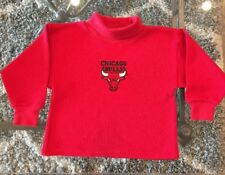 Vintage Chicago Bulls Top/Boys  Made In The Usa  Sz 2Toddler
