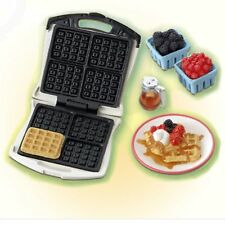 Re-Ment Fun Meals #2, Waffles, 1:6 Barbie scale kitchen food dollhouse miniature