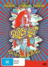 PSYCH OUT - SUSAN STRASBERG JACK NICHOLSON DRAMA NEW DVD MOVIE SEALED