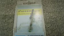 Viessmann 4416 Ausfahrsignal mit Vorsignal Patentsteckfuß Spur N NEU OVP
