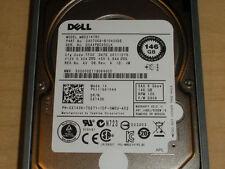 """Dell 146 GB 10K rpm SAS 2.5"""" disco duro de 6 Gbps para servidores DEll R610"""