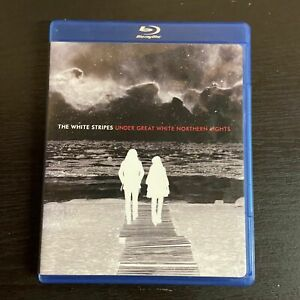 The White Stripes: Under Great White Northern Lights- Blu-ray Disc