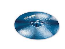 Paiste 900 Series Color Sound Blue 18 Heavy Crash Cymbal