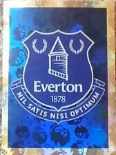 85 EVERTON badge shiny 2016/2017 Topps Merlin Premier League sticker
