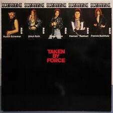 LP Scorpions -  Taken By Force