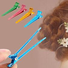 50 Pcs Wholesale Single Prong Alligator Clips Hair Bows Metal Hair Clips Tools