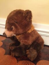 "Disney Store Exclusive Brother Bear Koda 12"" Plush Toy EUC"
