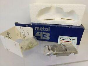 Metal 43 Spielwaren Danhausen 1:43 Metal Model Kit Porsche 911SC Cabriolet 83