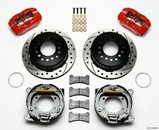 "1979-1993 Ford Mustang,Wilwood Dynapro Rear Parking Brake Kit - 11"" Rotors -"