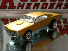 67 PONTIAC GTO FIRST GENERATION MUSCLE CAR 1/64 ADULT COLLECTIBLE
