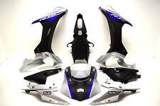 Yamaha yzf r1 M r1m rn32 rn49 Carénage Carbone lacksatz tourelles fairing cover