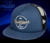 New Quiksilver Turnstyles Mens Trucker Snapback Hat Cap