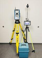 Spectra Precision Focus 30 3 Robotic Total Station Set With 24 Ghz Radio Yuma 2