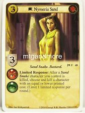 A Game of Thrones LCG - 1x Nymeria sabbia #048 - The valemen