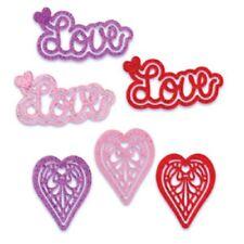 New Valentine's Day Love and Heart Cupcake Picks One Dozen Bookmarks